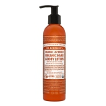 Dr. Bronner's Organic Lotion for Hands & Body Orange Lavender (237mL)