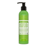 Dr. Bronner's Organic Lotion for Hands & Body Patchouli Lime (237mL)