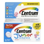Centrum Junior Complete Chewable (60 tablets)
