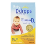 Baby Ddrops 400IU per drop (2.5mL/90 drops)